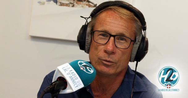 GRAND ANNECY |  Bus or tram, Vélonecy, the Clos du Monine de Talloires, LirÔlac… Didier Sarda is