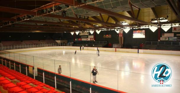 ANNÉCY    The ice rink closed until further notice