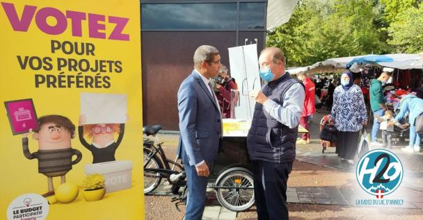 ANNÉCY |  Annecy people called to the polls